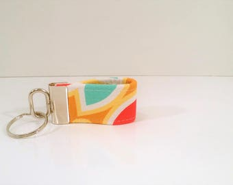FREE SHIPPING -- MINI Key Fob -- Amy Butler