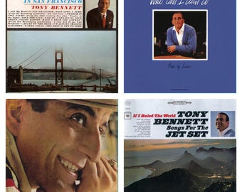 The Tony Bennett Collection 1962-1965 Vinyl Record Set