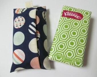 Tissue Case/Big Dots
