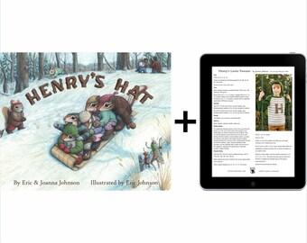 Henry's Hat book & digital patterns