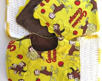 Curious George Baby Shower Gift Pack