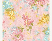ON SALE - Love Rose - Forget Me Not  10147-22 - FOREVER Love by Eleanor Burns - Benartex Fabrics - By the Yard