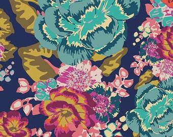 Acqua Di Rose Boho  B-200 - FUSIONS BOHO - Art Gallery Fabrics - By the Yard