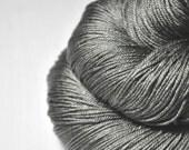 Bad manners -  Merino/Silk Fingering Yarn Superwash