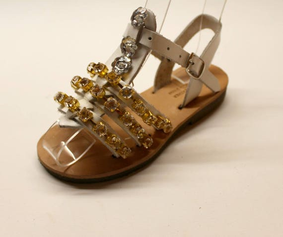 SALE! Childrens greek sandals SALE size 27 Leather sandals, for kids and babies.sandals, Greek Sandals, for kids