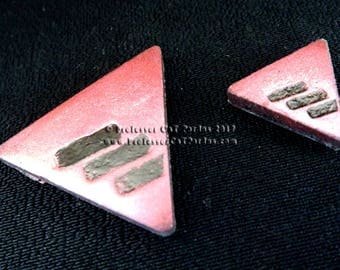 Destiny New Monarchy Pin and Lapel or tie pin.