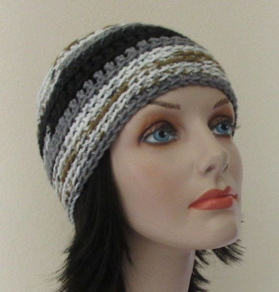 Black Crochet Beanie Gray Crochet Beanie Gold Crochet Beanie White Crochet Beanie Cold Weather Accessory Hockey Mom Hockey Dad Ski Hat Snow