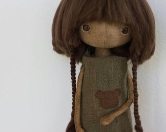 Totootse art doll #185