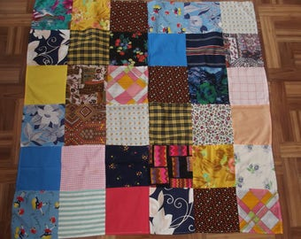 Vintage QUILT Top for you to finish