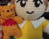 Reservados listado para Rachel ***-Christopher Robin con Winnie el Pooh ***