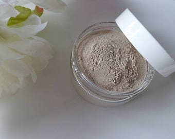 Banana & Strawberry Face Mask, Facial Cleansing Grains