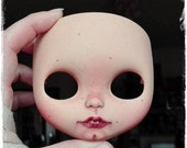 Custom Blythe Doll FACEPLATE TAN skin by Antique Shop Dolls