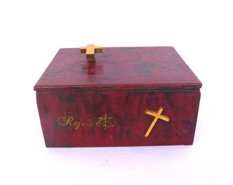VINTAGE BLESSINGS BOX