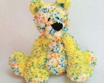 Crochet OMG Teddy Bear SUPER SOFT
