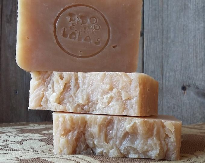 Pale Ale Shampoo - Vegan Soap, All-Natural, Shampoo Bar, Solid Shampoo