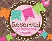 reserved for daphne g