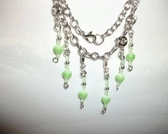 Green Spectacle Charms