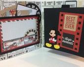 Disney scrapbook custom order for Esme