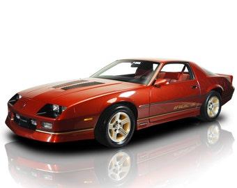 1985 Camaro Iroc Z 0 60 >> Iroc | Etsy