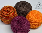 Limited Edition Sweet Yarn Sampler - Pumpkin Everything Gift Set