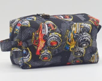 Monster Truck Bag Etsy