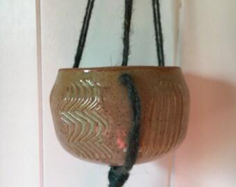 Unique hanging planter