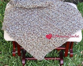 AM Preemie Blanket Crochet Pattern