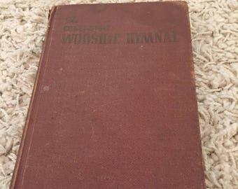 Cokesbury worship hymnal 1920s or 30s