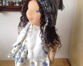RESERVED  Waldorf Doll - Beverly - LAST PAYMENT