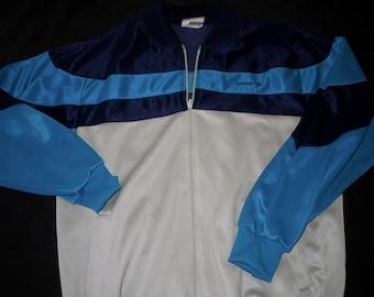 Adidas Jacket, Large, 1980s Vintage