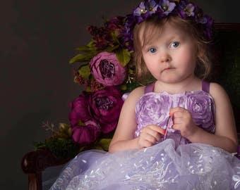 RTS   Little Pixie Dress   Size 3T