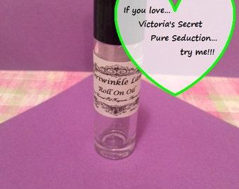 Victoria's Secret Pure Seduction type Roll on oil