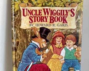 1987 Uncle Wiggily's Story Book By Howard R. Garis