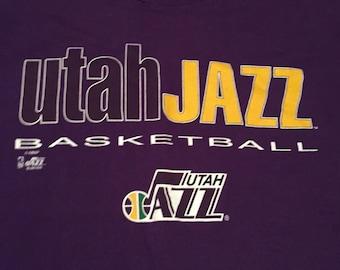Vintage Utah Jazz T-Shirt