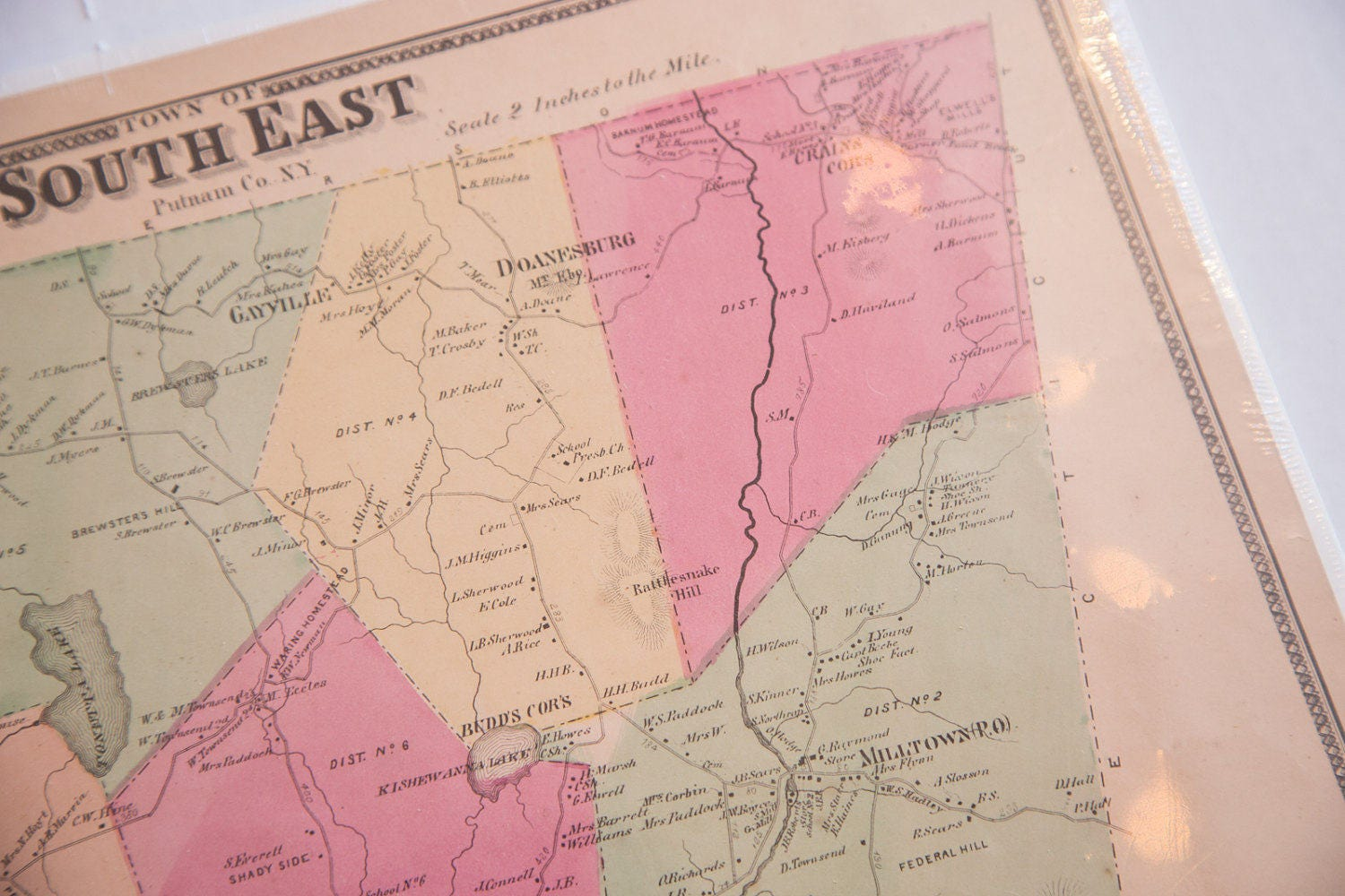 Discounted Antique Beers Southeast Putnam County Ny Map