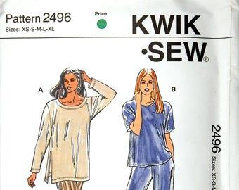 Supplies Pattern Womens Pants Size 24 McCalls 7174