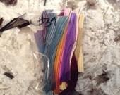 Shibori Silk  Scrap Variety #39