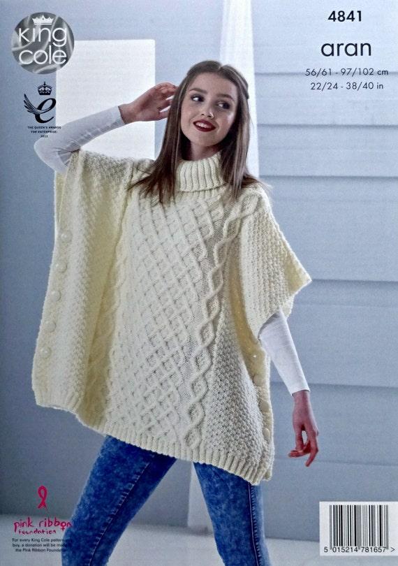 Girls Easy Poncho Knitting Patterns Patterns Kid