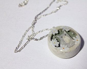 Pastel Kitty Necklace