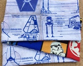 Star Wars Specs, COTTON ***STAGE 2*** Children's G Tube Belly Band Wrap, (waist size 20-22 inches)