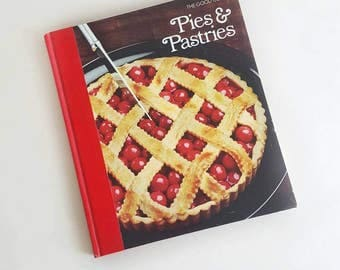 Vintage Cookbook The Good Cook Pies & Pastries