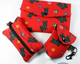 Playful Scotty Dogs Accessories