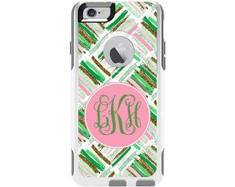 Swatch Me Personalized Custom Otterbox Commuter Case for iPhone 6 and iPhone 6s