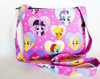 Kid's Crossbody Bag: My Little Pony Friend