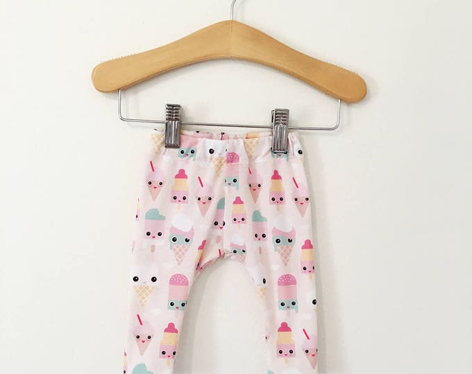 Summer Popsicle Baby and Toddler Leggings