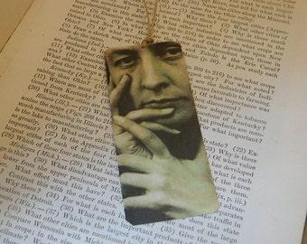 Georgia O Keefe Bookmark art bookmark metal bookmark