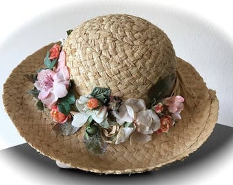 Bee Charmer Cottage Hat