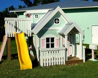 The Sweetheart Playhouse by Imagine That Playhouses!