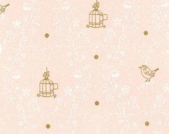 Free Bird (Confetti) - Wee Sparkle - Michael Miller Fabrics - 1 Yard