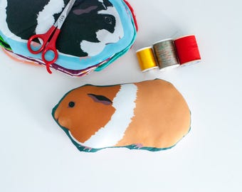 Custom Guinea Pig Plushie